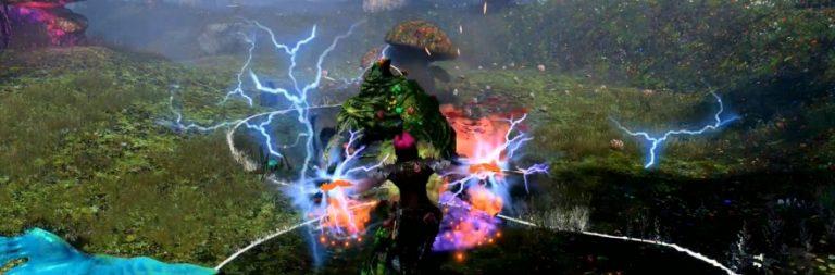 Check out Secret World Legends' new combat revamp video