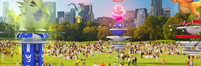 Pokemon Go Fest in Chicago is pretty much a trainwreck | Massively