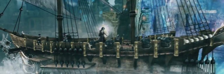 Check out a trailer for ArcheAge's upcoming naval arena