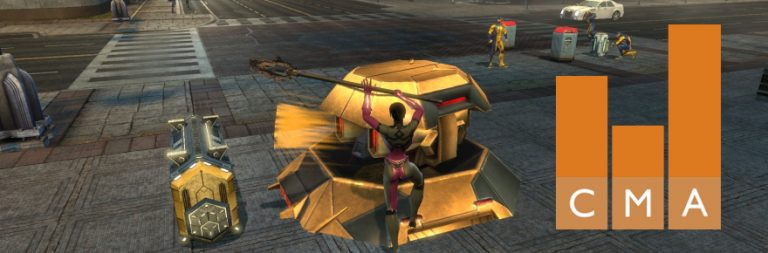 Choose My Adventure: Teleporting for fun in DC Universe Online