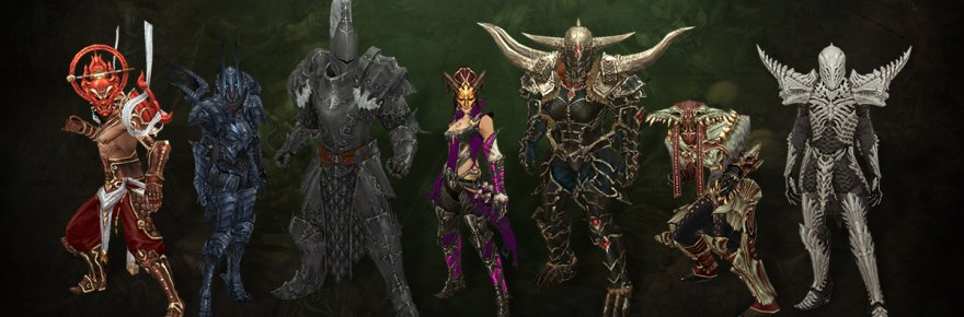 diablo iii s 11th season is now live with new class gear for the necro massively overpowered