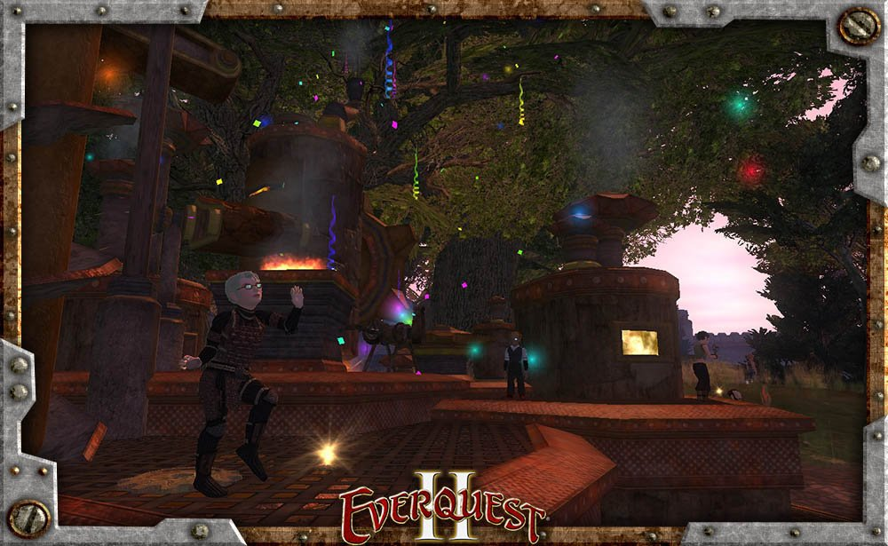 EverQuest II's Tinkerfest offers new quests, achievements