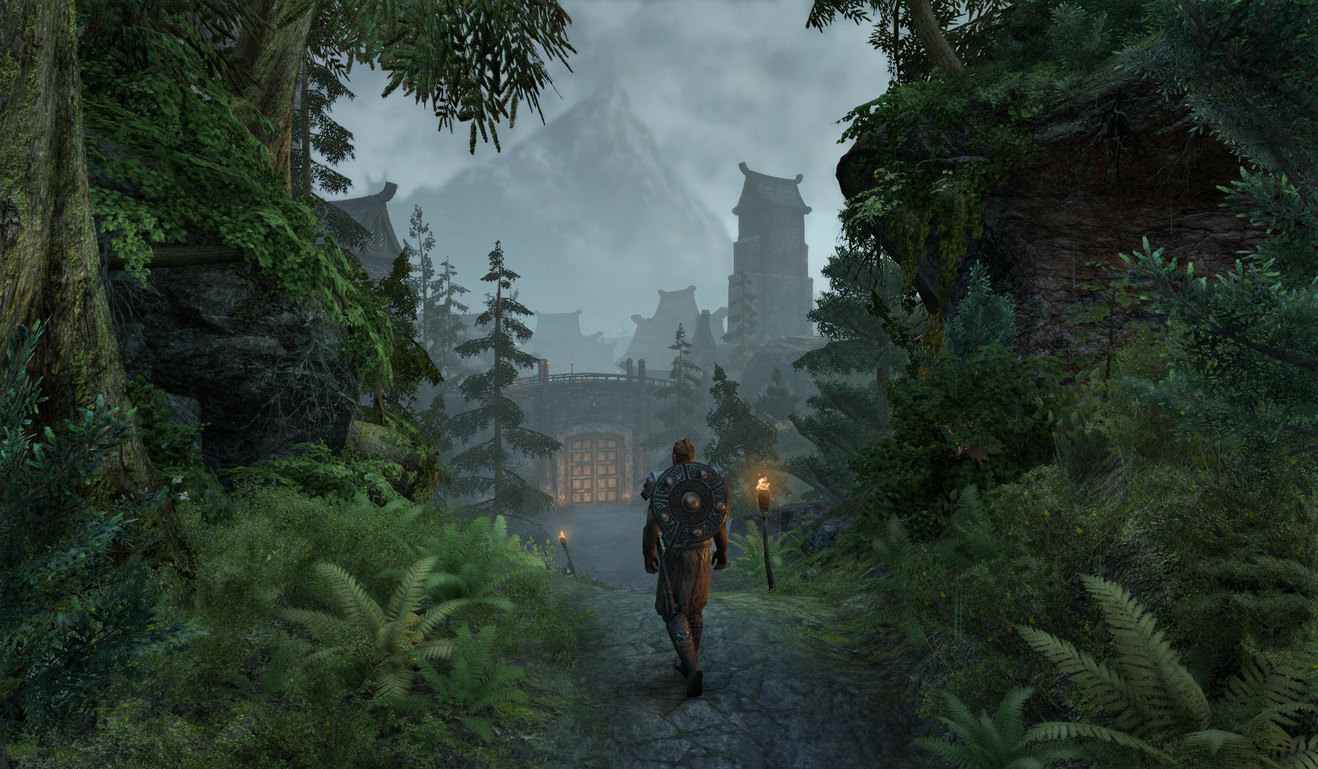 Beat Elder Scrolls Online S Falkreath Hold Buy A Nord Manor