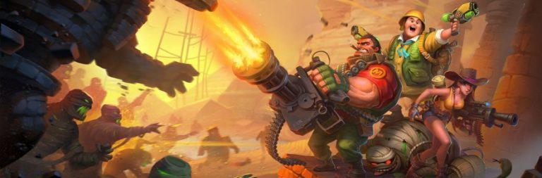 Global Adventures is a new treasure-hunting Diablo clone with zombies, roller skates, and ninjas