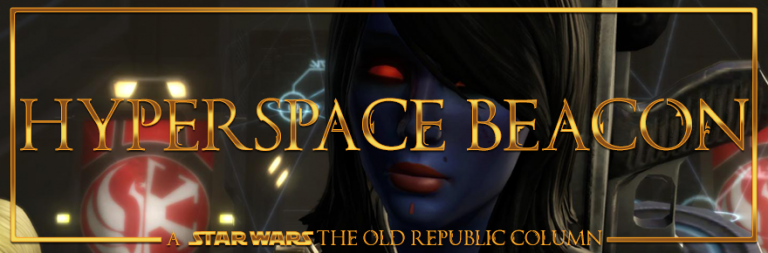 Hyperspace Beacon: The sexual harassment problem in SWTOR