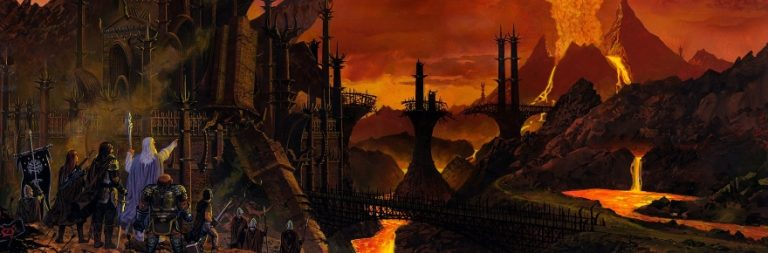 Lord of the Rings Online's Mordor soundtrack is now available