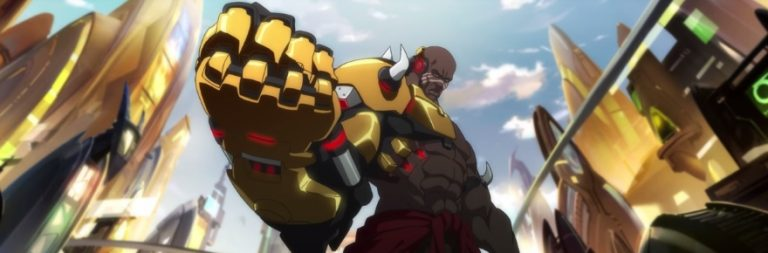 Terry Crews just didn't fit as Doomfist according to Blizzard's team