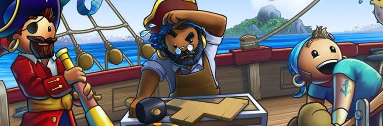 Puzzle Pirates sails into the Dark Seas