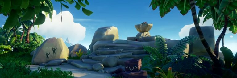 Sea of Thieves channels The Goonies with its riddle quests