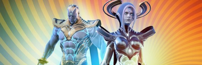 Skyforge celebrates its second anniversary with giveaways, trivia