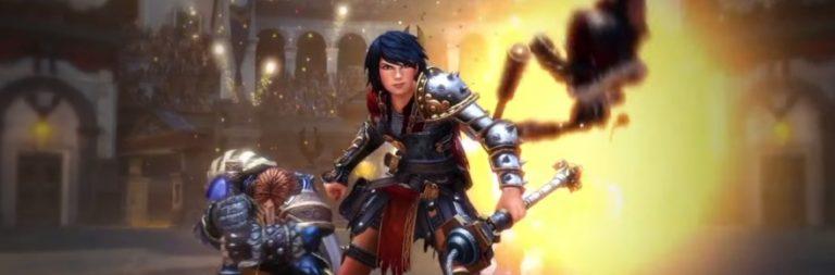 DreamHack Valencia: SMITE's Project Olympus, Hand of the Gods' open beta, Paladin's Jenos