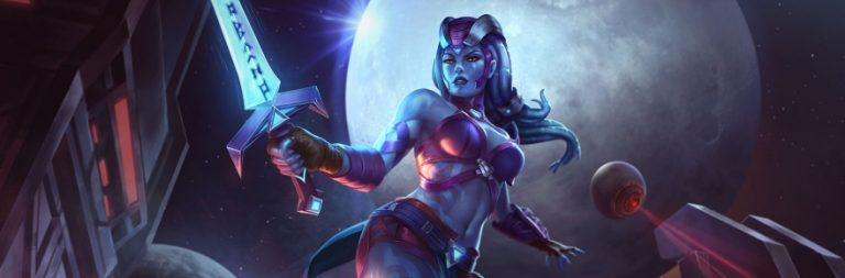 SMITE: Project Olympus, summer events, and Twi'lek Jedi