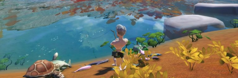 Indie sandbox MMO Tree of Life will exit early access and launch in August 2017