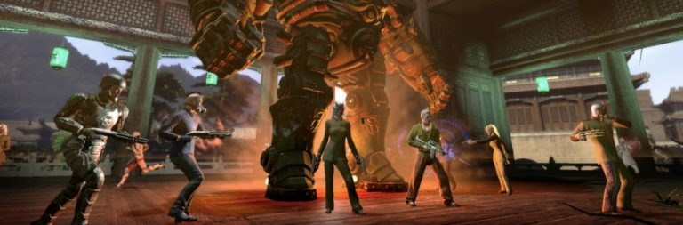 'One of the biggest updates ever' is coming to Secret World Legends