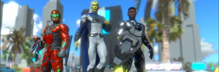 Into the Super-verse: Seven tips for designing amazing MMO superhero costumes