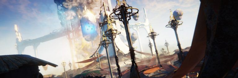 TennoCon 2017: Warframe's Plains of Eidolon is the first step toward a true MMORPG