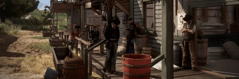 Wild West Online's brand-new gameplay video shows bounties, saloons, and more