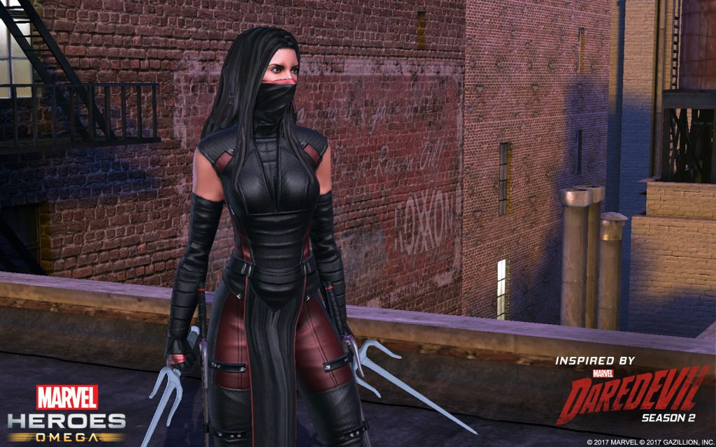 Marvel Heroes buffs its console editions with Elektra and ...