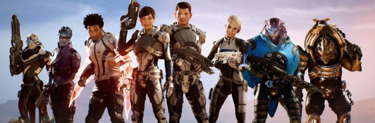 Mass Effect: Andromeda ends single-player support, forges on with multiplayer updates