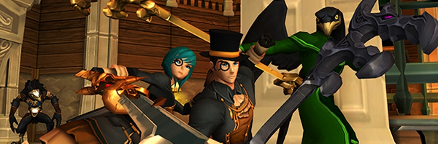 Perfect Ten: Mobile MMOs to watch in 2018 | Massively Overpowered