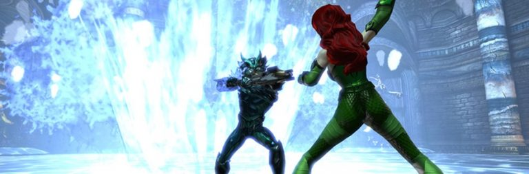 DC Universe Online introduces the new water powerset