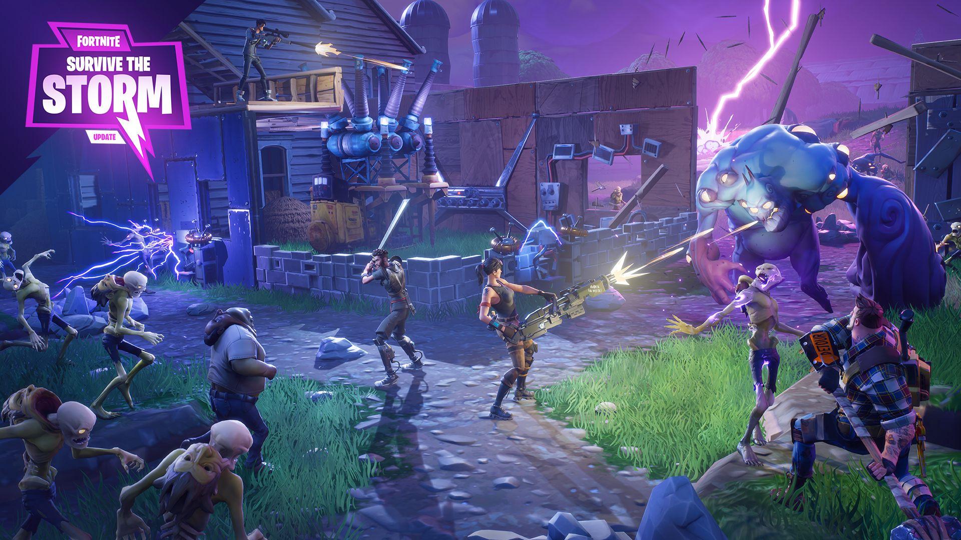 official site fortnite studio epic games launch date july 25 2017 genre battle royale survival shooter business model f2p cash shop - fortnite original release date