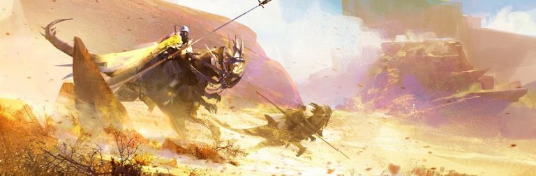 PSA: Guild Wars 2's mounts may be causing motion sickness issues