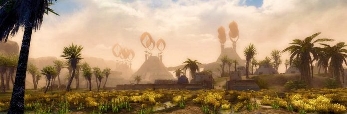 Guild Wars 2 Path Of Fires Huge New In Game Map And The Promise Of