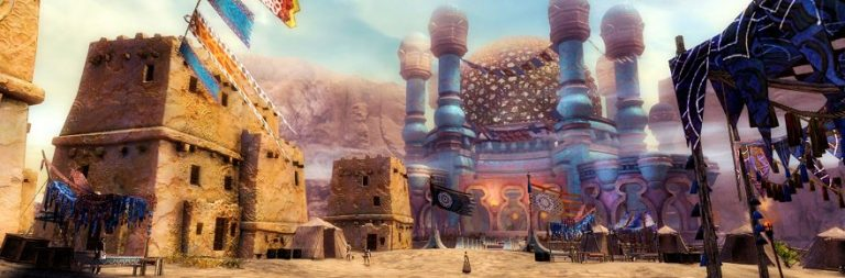 Guild Wars 2 buffs cooking, dispenses anny gifts, and (maybe?) teases New Horizons