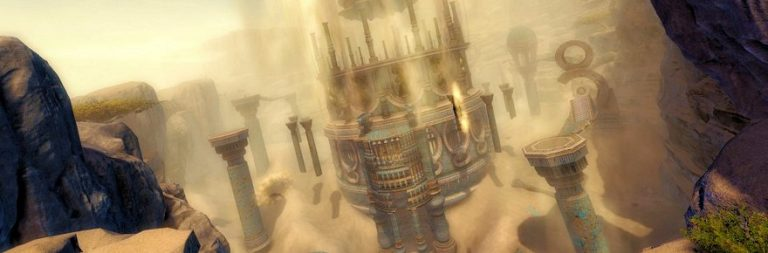 Guild Wars 2 teases the next Fractal arriving with season 4