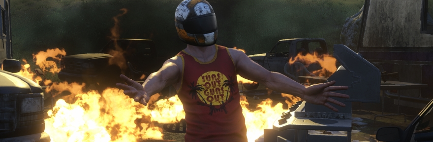 H1Z1 ps4 | Massively Overpowered