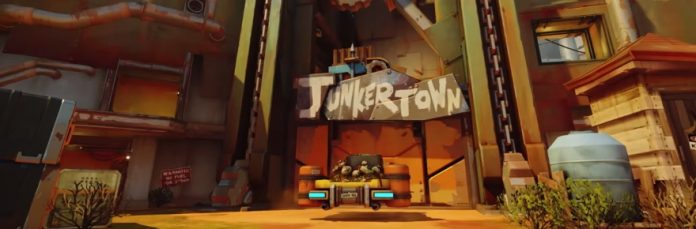 Overwatch goes all apocalyptic with its new Junkertown map