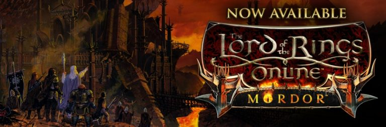 Lord of the Rings Online's Mordor expansion is officially live with a launch trailer