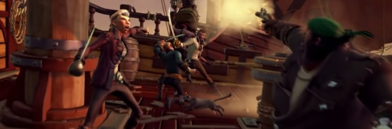 Sea of Thieves confirms crossplay between Xbox One and PC
