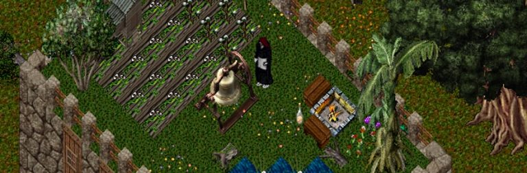 Ultima Online begins epic 20th anniversary event, warns of harassment threat
