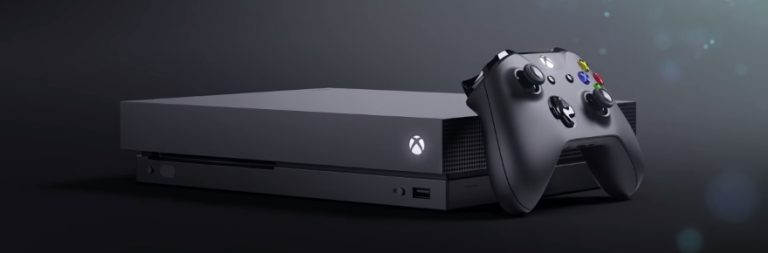 Xbox One X announces 'select enhanced titles' that include many online games