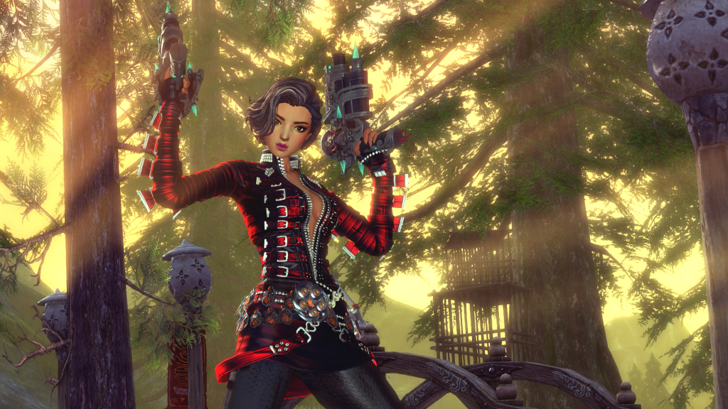 Blade Amp Soul Is Revamping Crafting In The Rise Of The