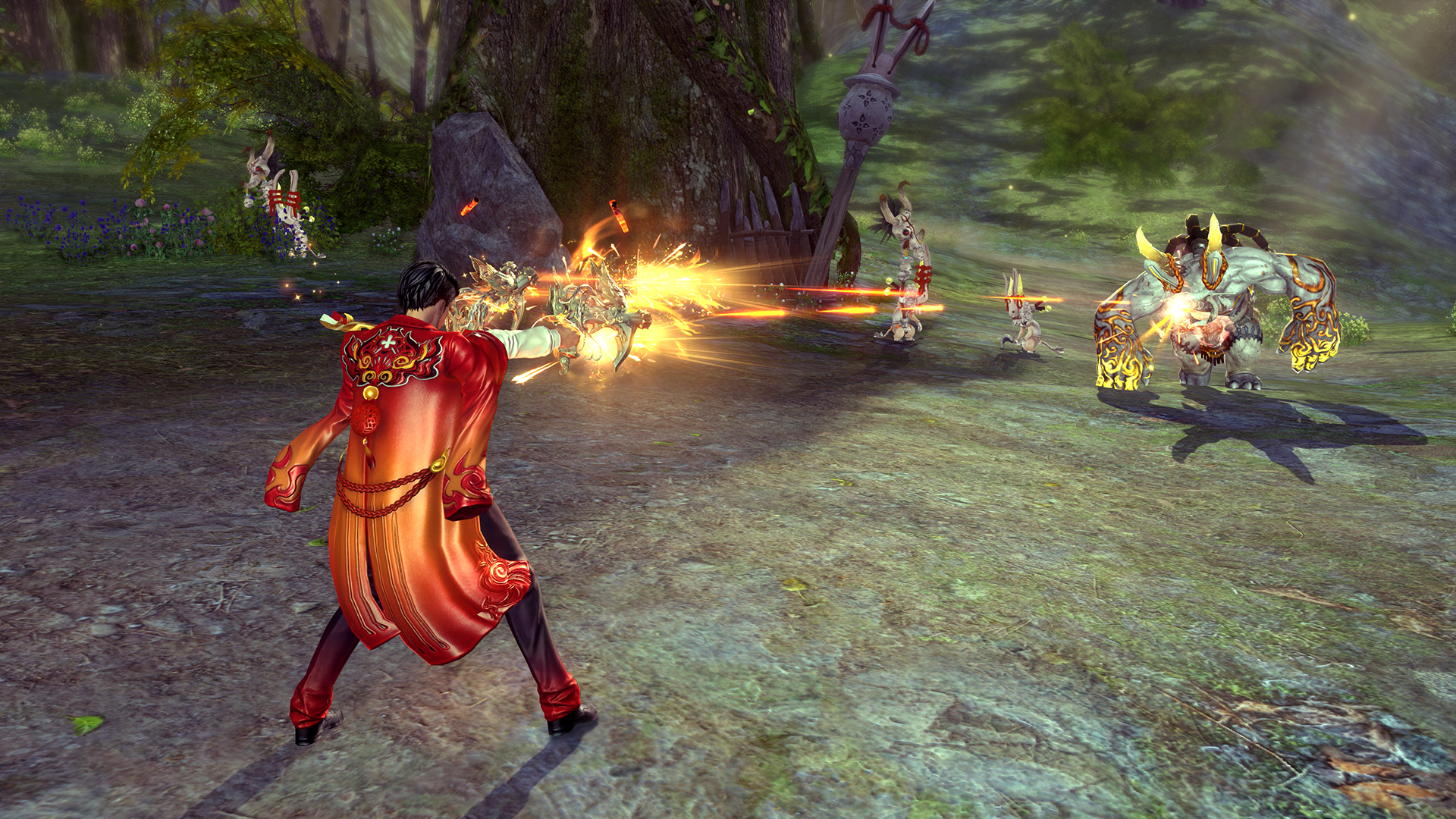 Blade & Soul is revamping crafting in the Rise of the