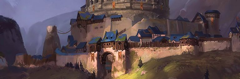 Albion Online discusses the royal city revamp for its upcoming Merlyn update