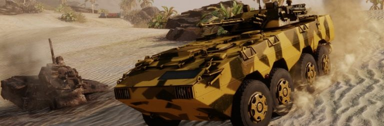 Armored Warfare deep-dives the role of Armored Fighting Vehicles