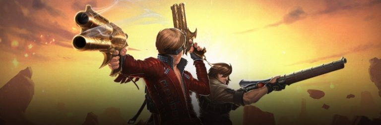 Gunslingers arrive in Blade & Soul today after a lengthy maintenance