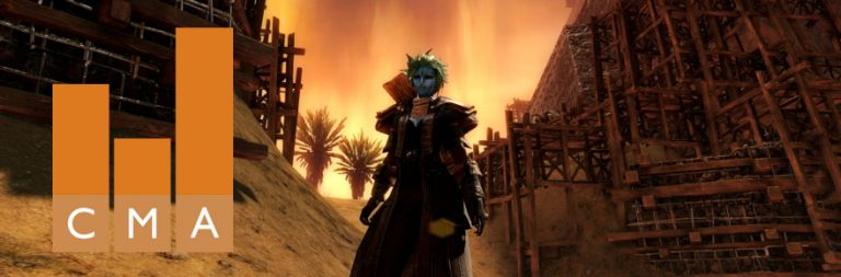 Choose My Adventure: Into the desert of Guild Wars 2