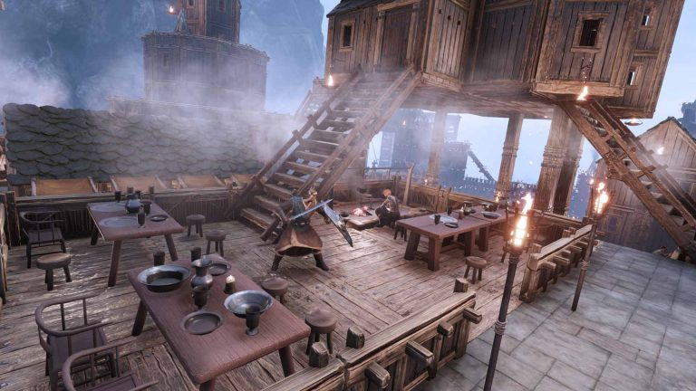 Conan Exiles Makes A Bold Appeal To Builders Just Play In