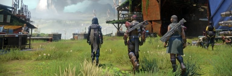 Destiny 2: Console sales numbers, 1.2M concurrent, and future content