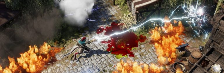 Divinity: Original Sin 2 welcomes friends with four-player co-op, PvP, and a game master mode