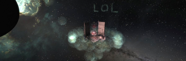 EVE Online political betrayal results in record-breaking theft
