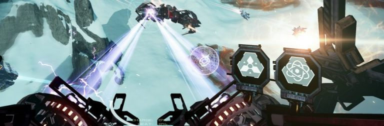 EVE Valkyrie's Warzone overhaul nukes VR requirement, adds capture-the-flag mode