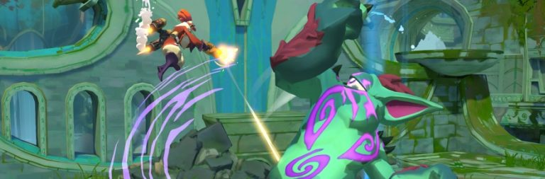 Gigantic introduces Rutger and new creatures with its latest update