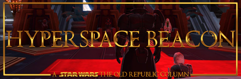 Hyperspace Beacon: Outside-the-box features to look for in a SWTOR guild (or any MMO guild)