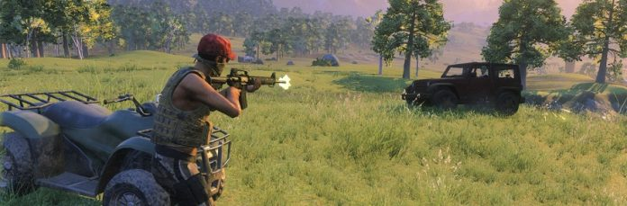 H1Z1: King of the Kill tunes weapons and loot while ...